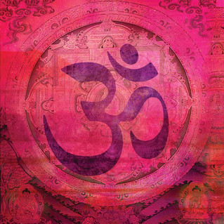 Yoga Words: Om