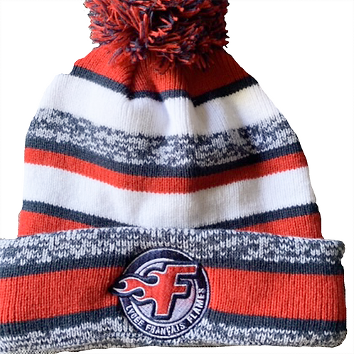 Flames hat - bonnet