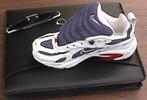 Asha's shoe
