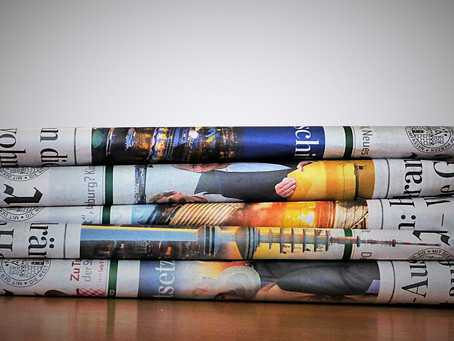 Read between the lines: using newspapers in cold case research