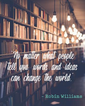 Robin Williams' Quote