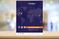 Ximedica Brochure Cover
