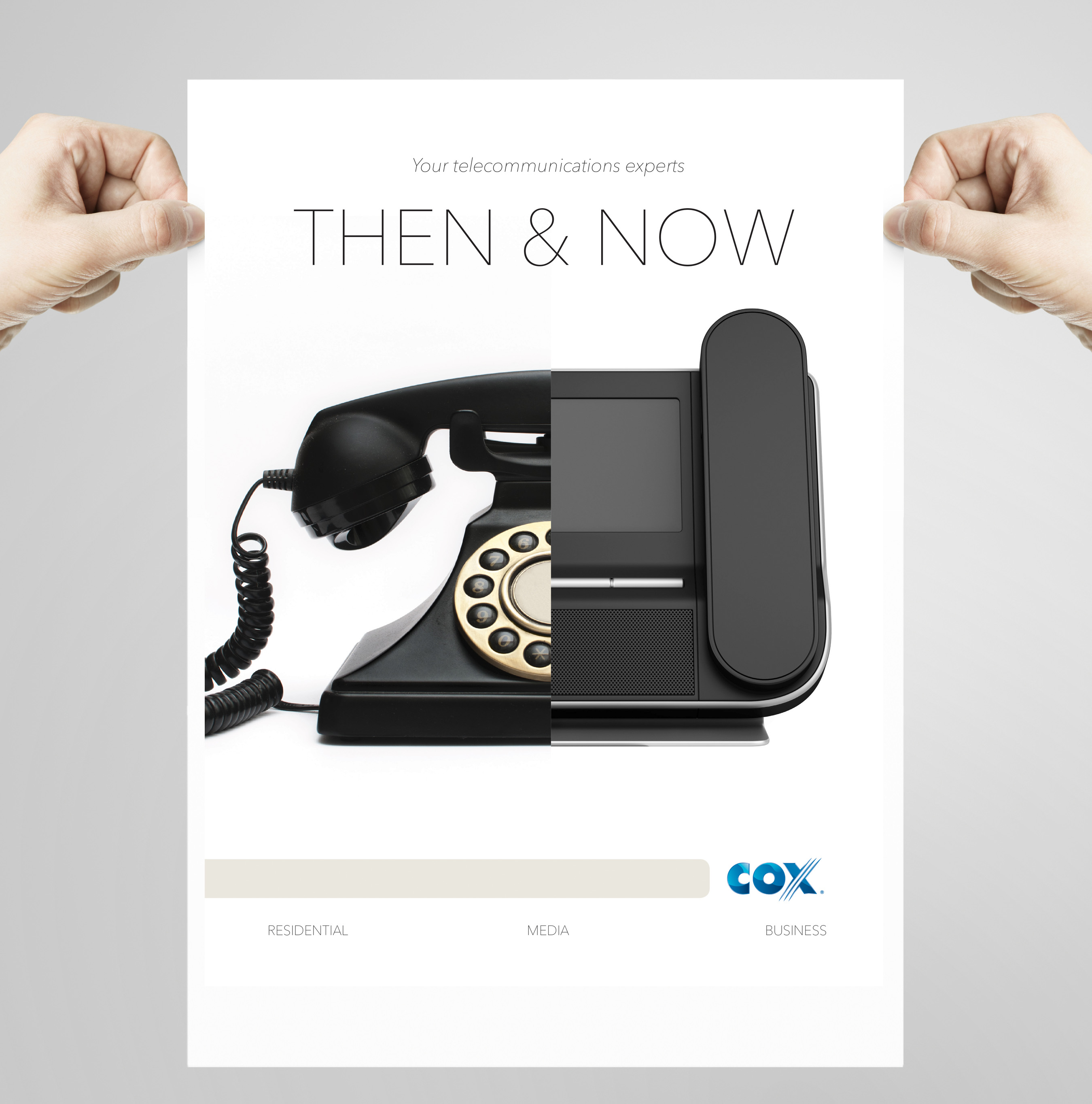 Then & Now Telephone
