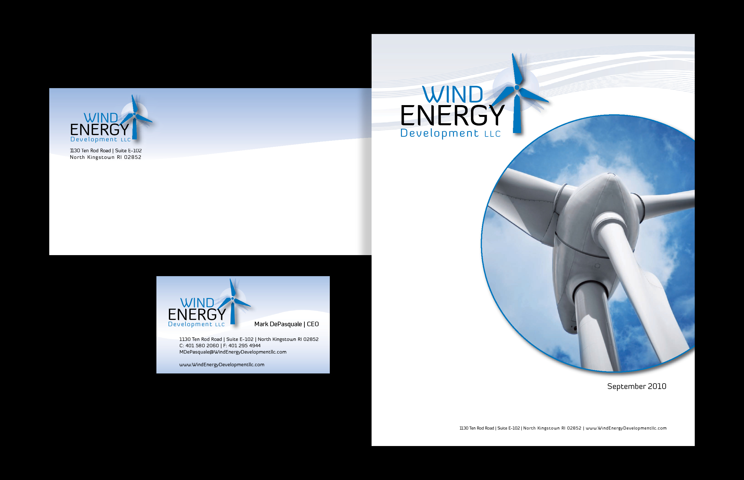 Wind Energy Development Branding