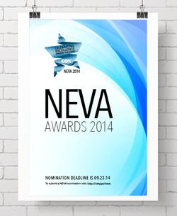 Cox NEVA Awards Incentive Posters