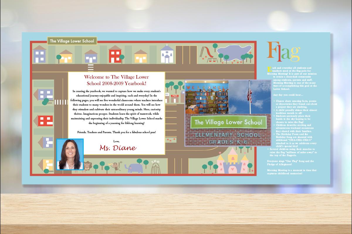 The Village Lower School Yearbook