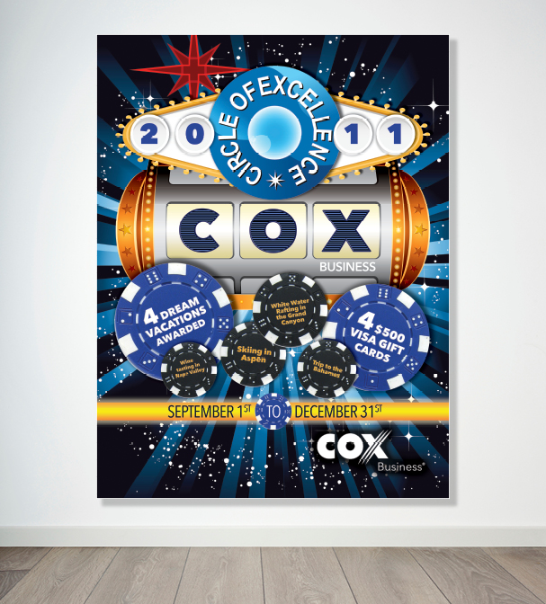 Cox Business Incentive Poster 2011