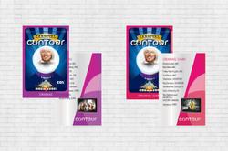 Cox Contour Carnival Tarot Cards