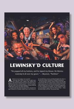 Lewinsky'd Culture