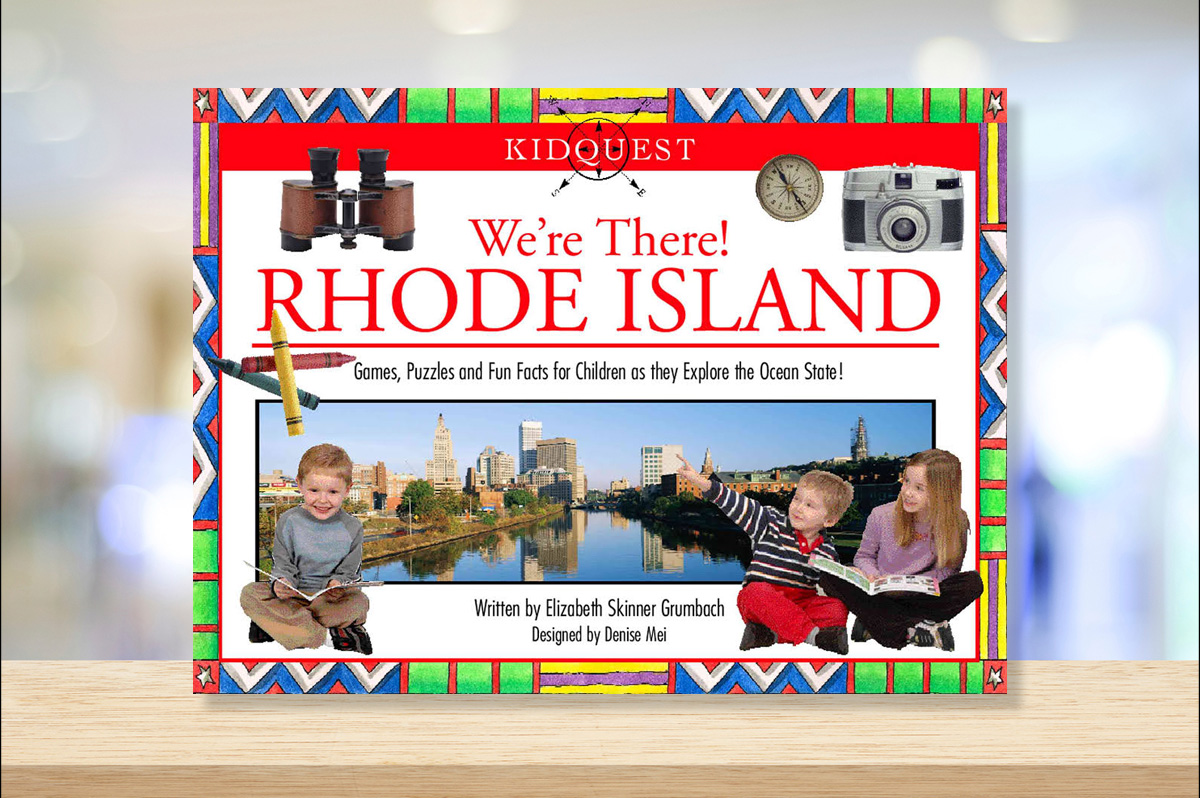We're there! Rhode Island