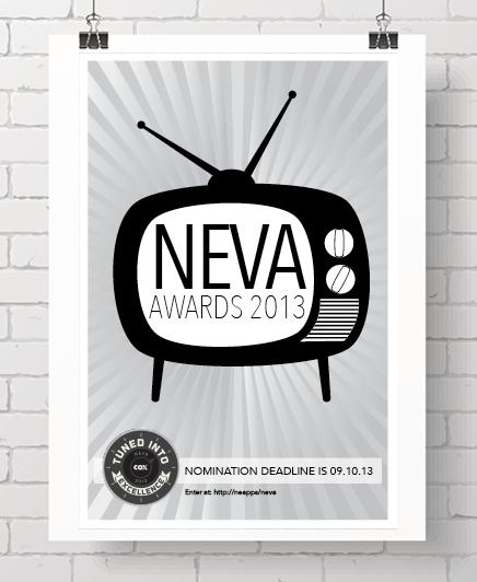 Cox Neva Awards Poster