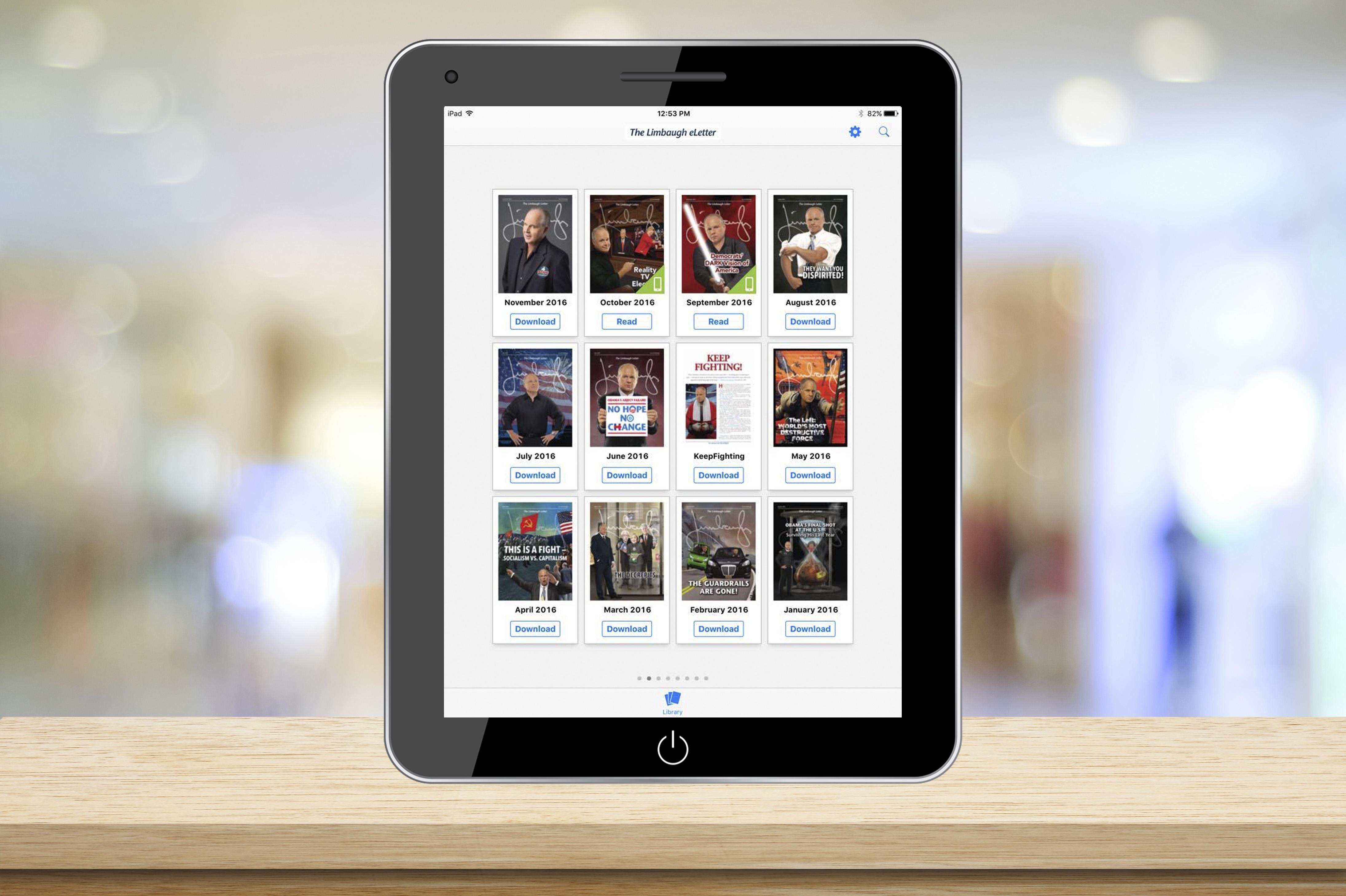 TLL Digital Library