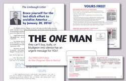 Direct Mailer Cold Donor Control