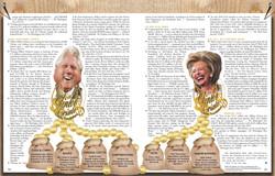 Clinton Donor: Follow the Money