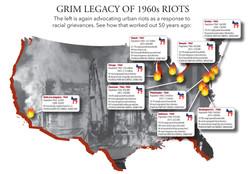 Grim Legacy of 1960s Riots