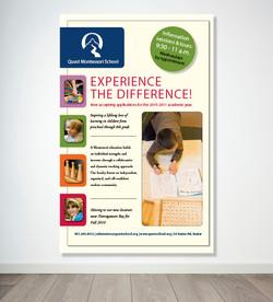 Quest Montessori School Poster