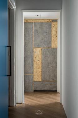 衛浴造型牆-關