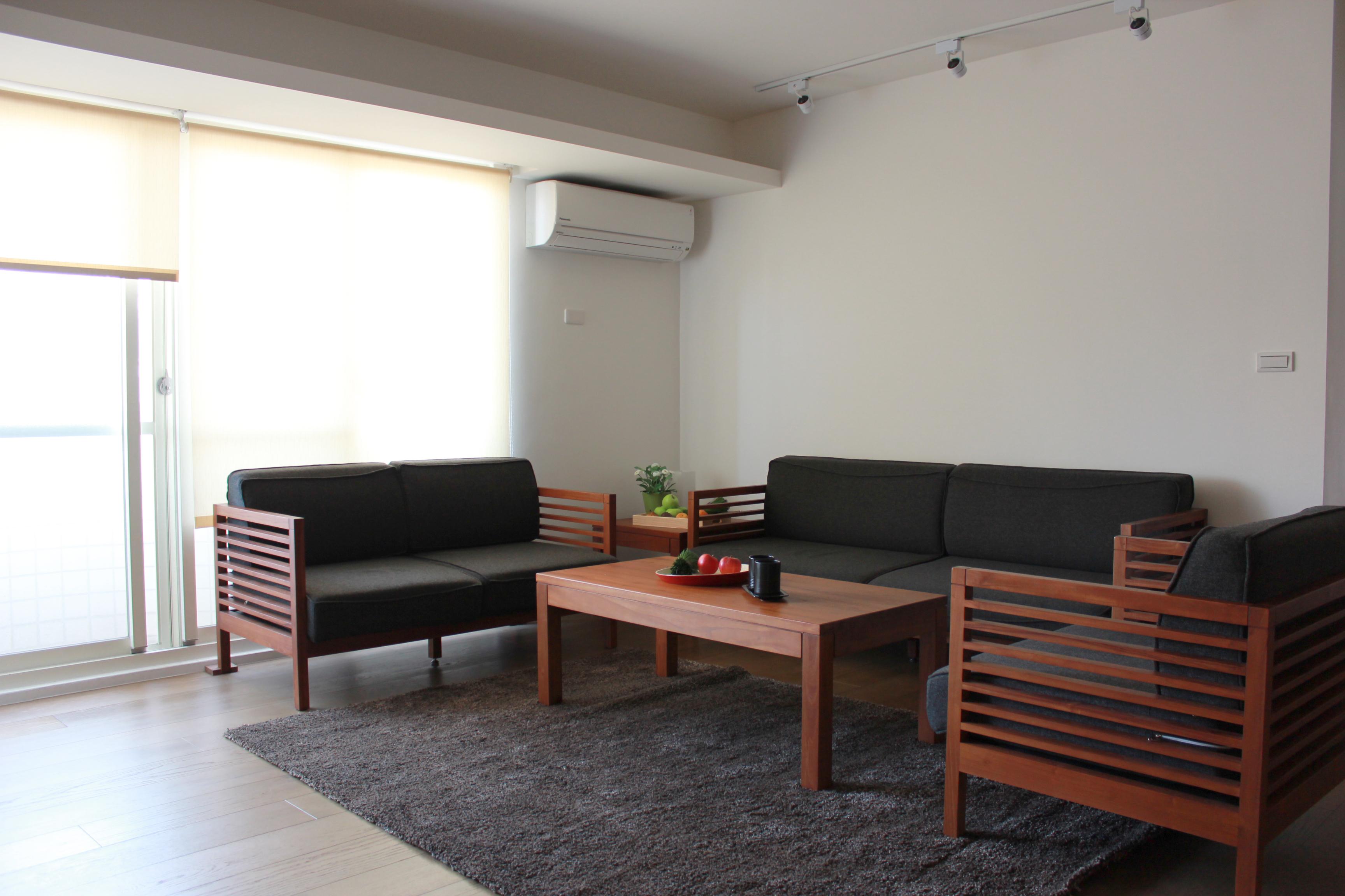 客廳沙發區