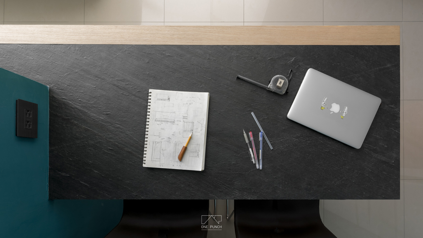 兩用式桌體