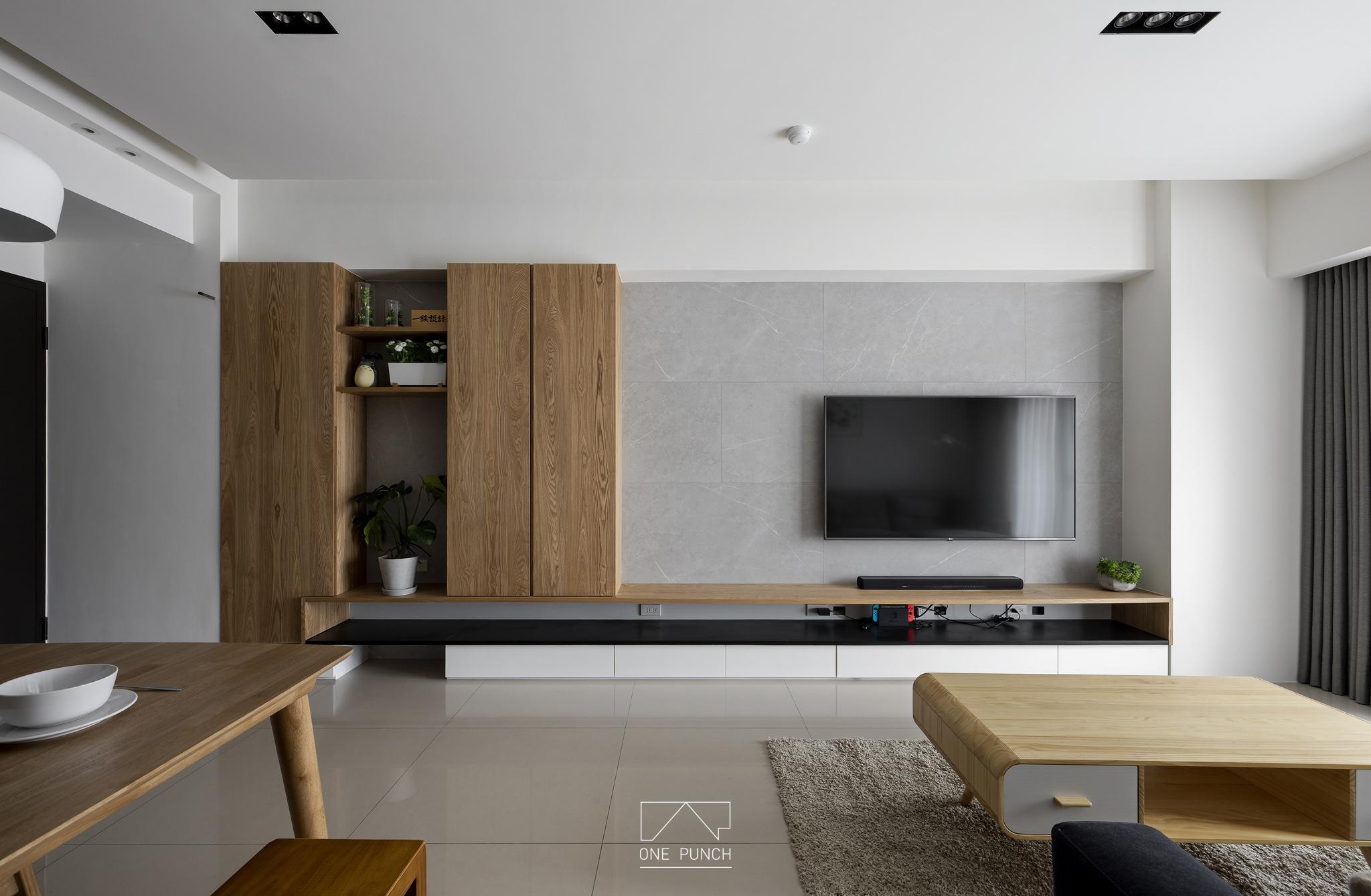 客廳端景-2