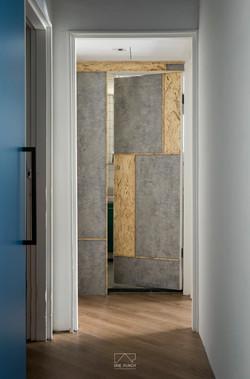 衛浴造型牆-開