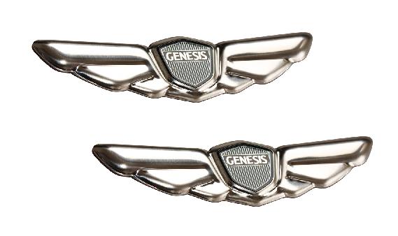 Genesis Fender Emblems