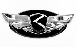 K-Wing Black-Chrome