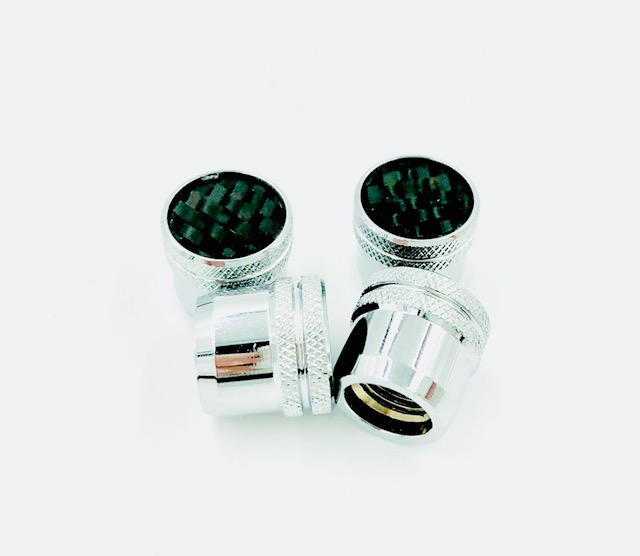 Carbon Fiber Valve Caps