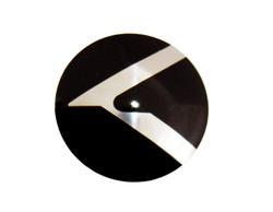 K Logo Shift Knob Emblem