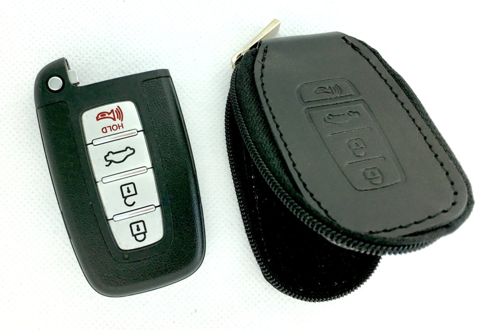 4 button key fob