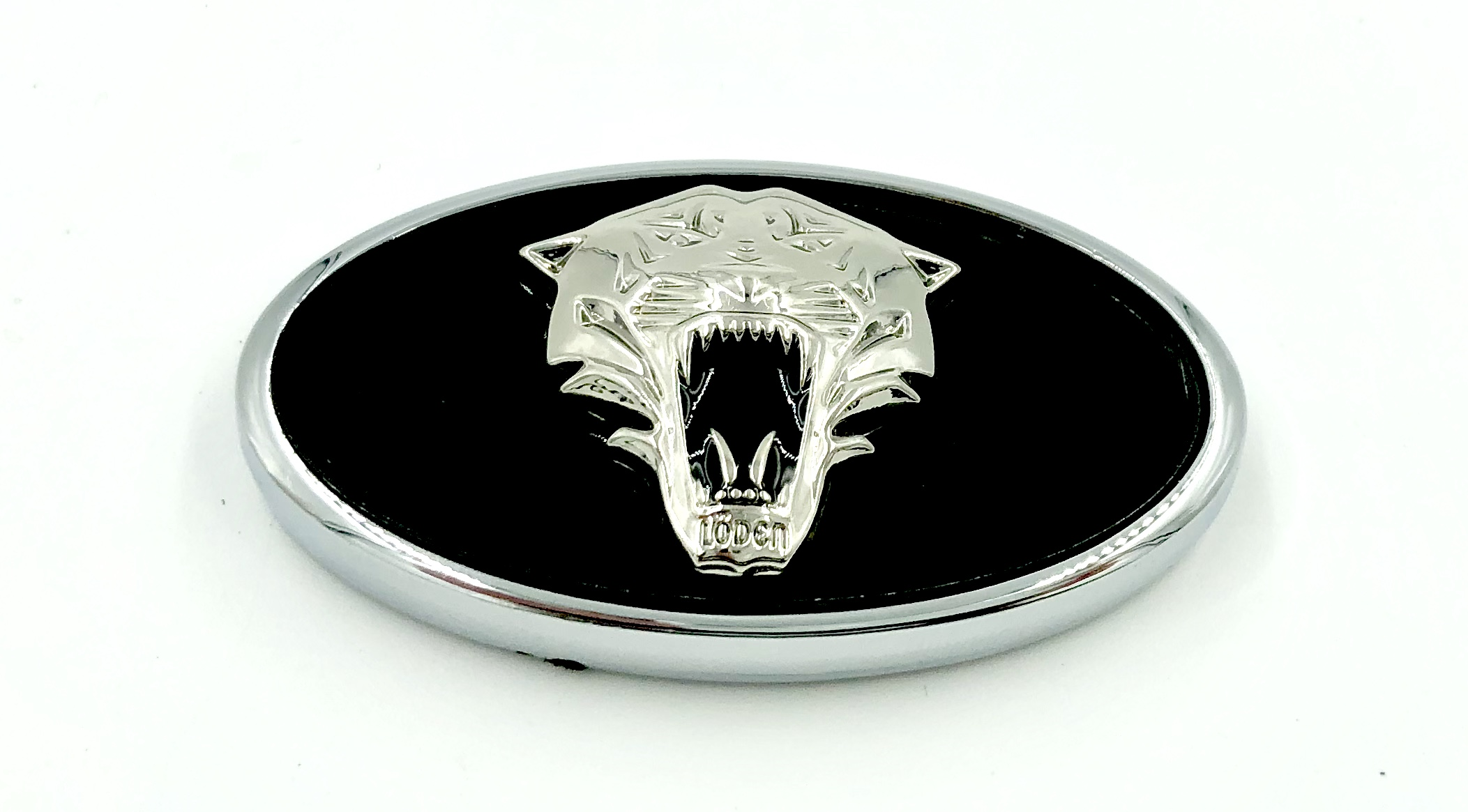 Tiger Steering Wheel Emblem