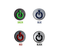 Plug-in Electric Car Emblems