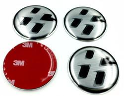 86 Wheel Cap Emblems