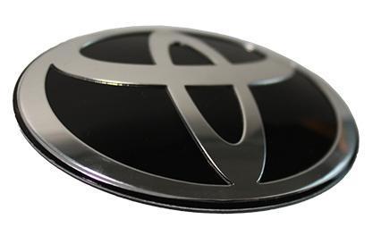 T-Logo Steering Wheel Emblem