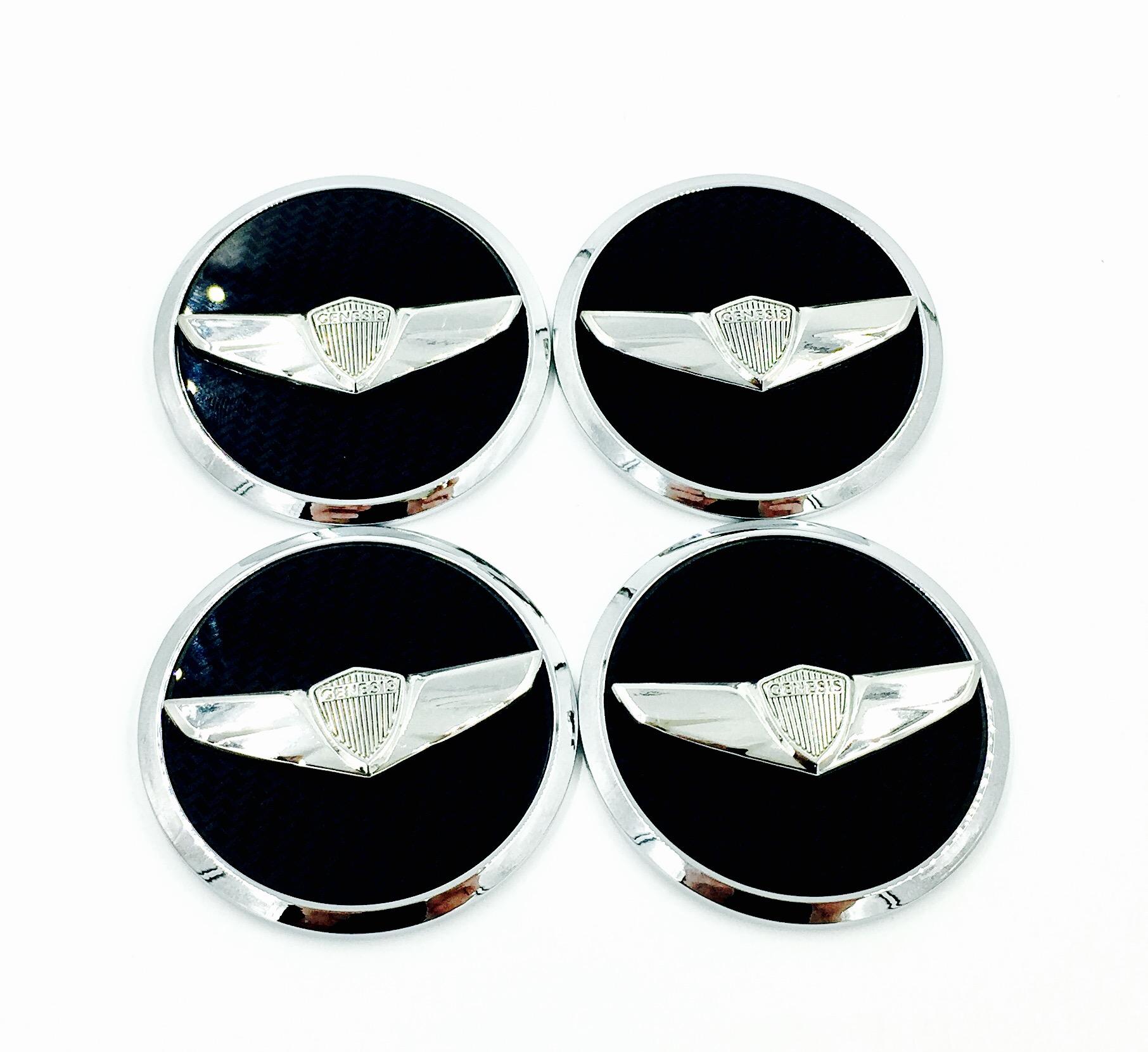 Concept Wing Wheel Caps