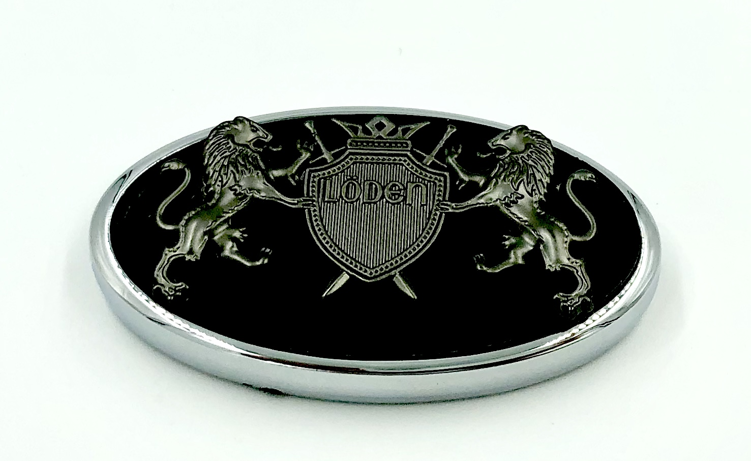 Lion Steering Wheel Emblem