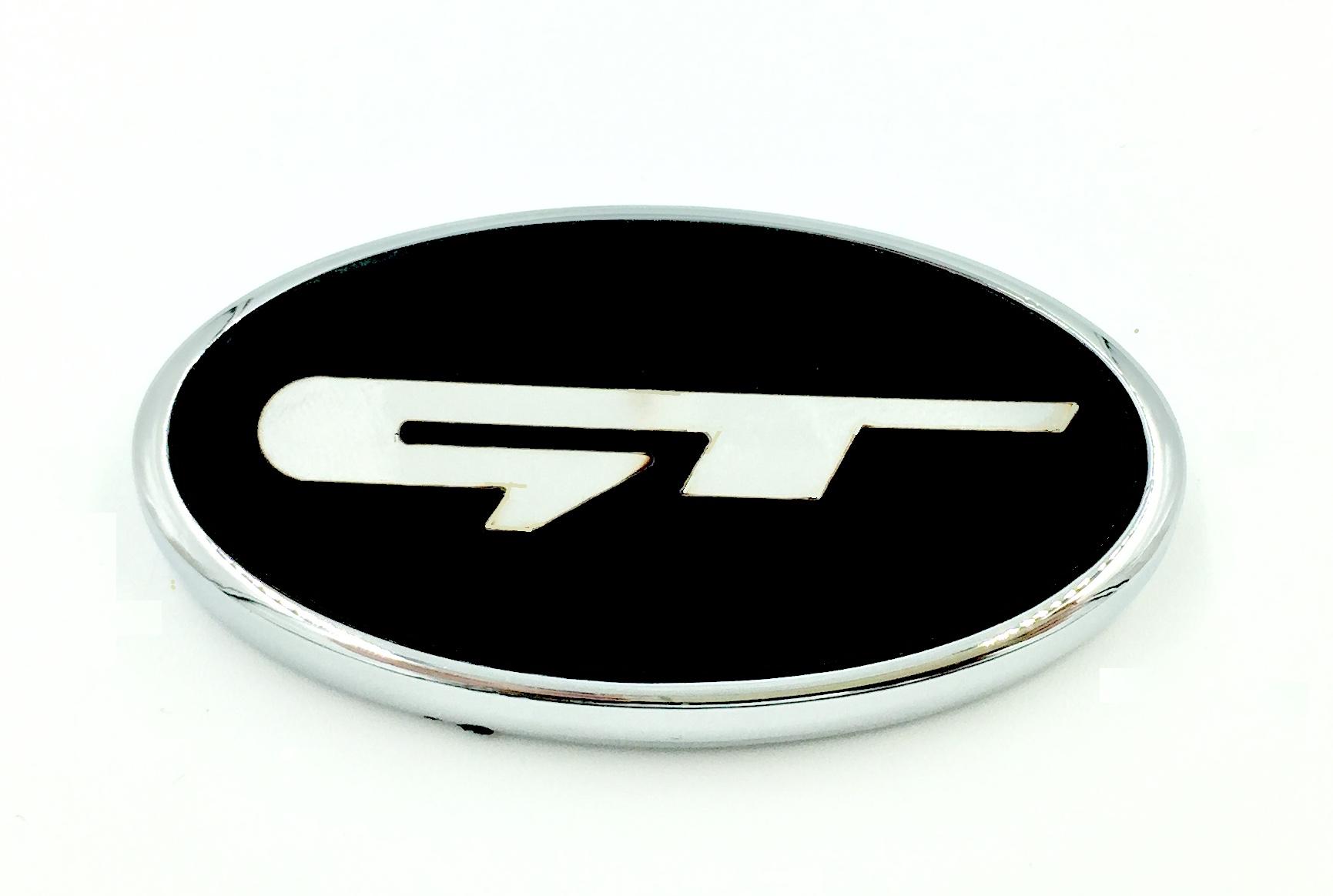 GT-LINE Steering Wheel Emblem