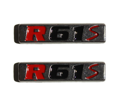 Mini Cooper I.D Emblems