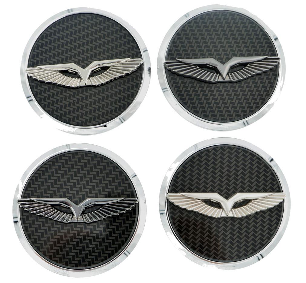 Anzu Wing Wheel Cap Emblems