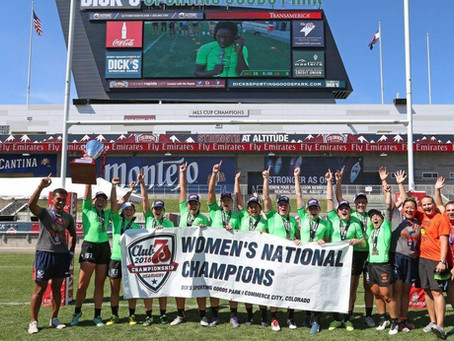 Scion Wins National Championship