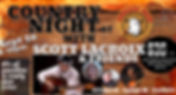 Event cover COUNTRY NIGHT - Made with Po