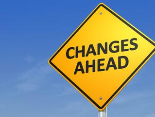 Big Changes at running MATES