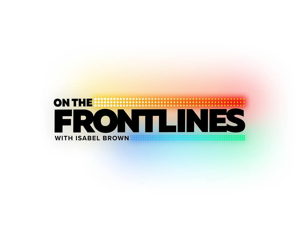 On The Frontlines - RGB Logo Black.png