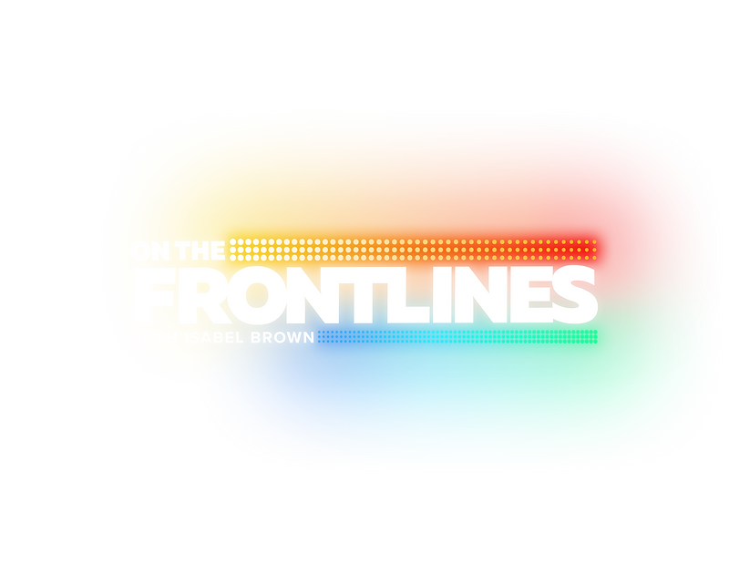 On The Frontlines - RGB Logo White.png