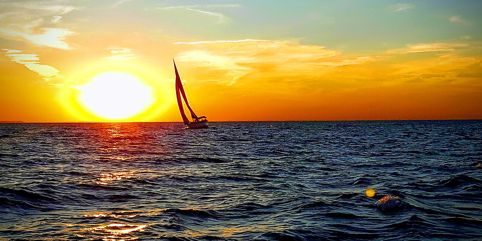 Social Sunset Sail July 25, 2019