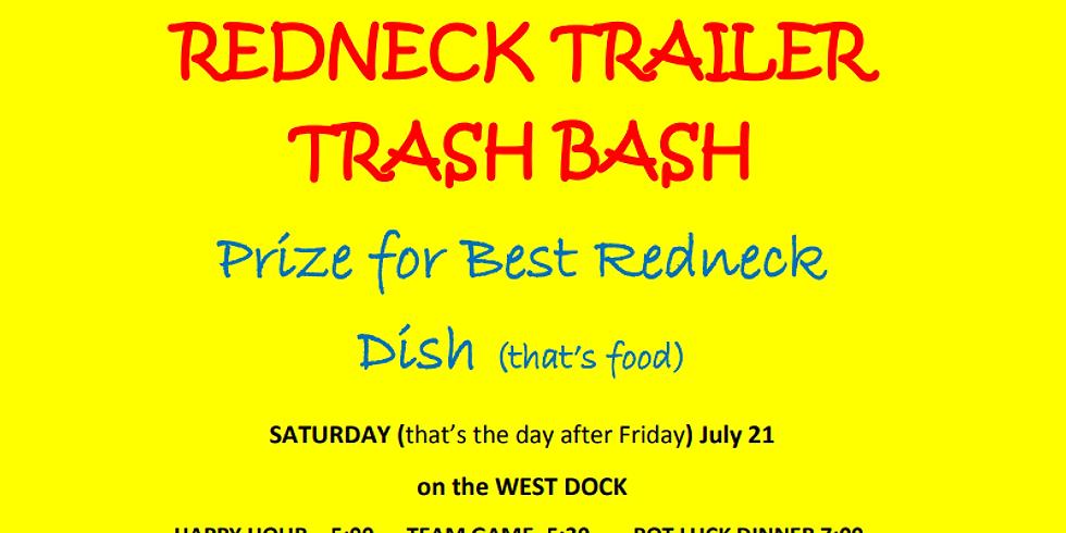 Redneck Trailer Trash Bash