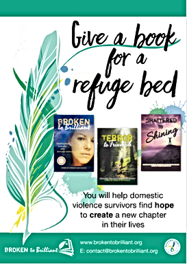 Give a book for a refuge bed