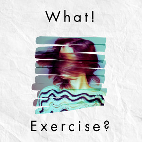 My Love/Hate Relationship with Exercise