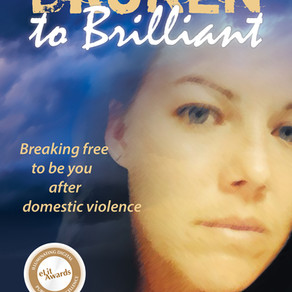 Launching Broken to Brilliant charity and book