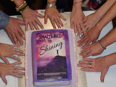 Helping shattered domestic violence survivors to shine again